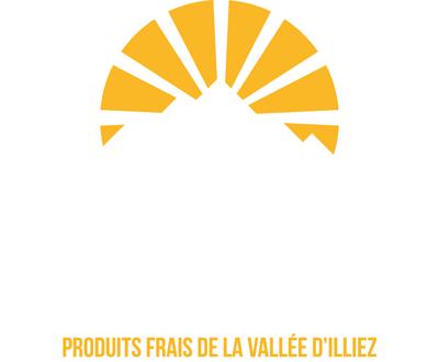 Logo ferme des Lisats à Val d'Illiez